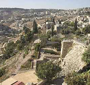 City of David, Israel